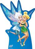 Tinker Bell &amp; Periwinkle - Secret of the Wings - Disney Lifesize Standup Poster Stand Up