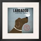 Labrador Coffee Co. Posters by Ryan Fowler