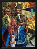 La Bodeguita del Medio Posters by Samuel Toranzo