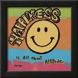 Happiness Prints by Tava Luv