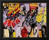 Parade Prints by Jacob Lawrence