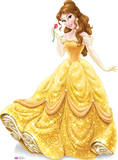 Belle Royal Debut - Disney Lifesize Standup Poster Stand Up