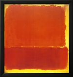 Number 12, 1951 Print by Mark Rothko