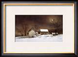 New Moon Poster by Ray Hendershot