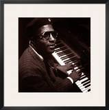 Thelonious Monk Prints by William P. Gottlieb