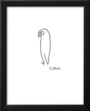 Owl Prints by Pablo Picasso