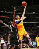 Pau Gasol 2012-13 Action Photo