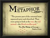Metaphor Prints