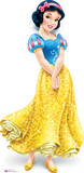 Snow White Royal Debut - Disney Lifesize Standup Cardboard Cutouts