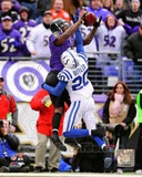NFL Anquan Boldin 2012 Playoff Action Photo