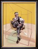 Study for Portrait, c.1971 Poster by Francis Bacon