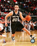 Manu Ginobili 2012-13 Action Photo