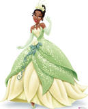 Tiana Royal Debut - Disney Lifesize Standup Poster Stand Up