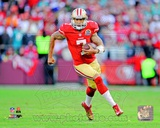 Colin Kaepernick 2012 Action Photo