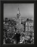 New York, New York, Chrysler Building Print by William Van Alen