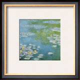 Nympheas at Giverny Prints by Claude Monet