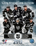 Los Angeles Kings 2012-13 Team Composite Photo
