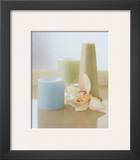 Spa Setting IV Prints by Sondra Wampler