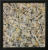 No. 4, 1949 Poster by Jackson Pollock
