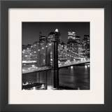 Brooklyn Bridge Prints by Henri Silberman