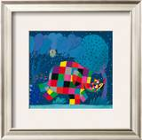 Elmer and the Lost Teddy Posters by David Mckee