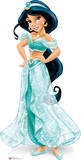 Jasmine Royal Debut - Disney Lifesize Standup Poster Stand Up