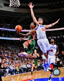 Brandon Jennings 2012-13 Action Photo