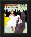Moulin Rouge, c.1891 Print by Henri de Toulouse-Lautrec