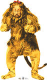 Cowardly Lion - Wizard of Oz 75th Anniversary Lifesize Standup Poster Stand Up