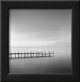 Foggy Morning, Shikotsu Lake, Hokkaido, Japan, 2004 Prints by Michael Kenna