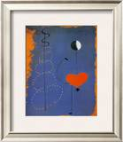 Ballerina II, c.1925 Prints by Joan Miró