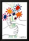 Petite Fleurs Posters by Pablo Picasso