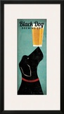 Black Dog Brewing Co. Prints by Ryan Fowler