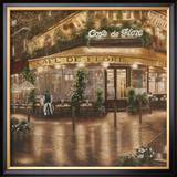 Café de Flore Prints by Betsy Brown