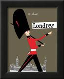 London Prints by Miroslav Sasek