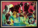 Carolina Shout Prints by Romare Bearden