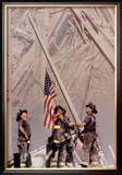 Ground Zero, NYFD Posters by Thomas E. Franklin
