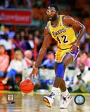 James Worthy 1987 Action Photo