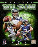 NFL Russell Wilson 2012 Portrait Plus Photo