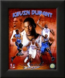 Kevin Durant 2011 Portrait Plus Framed Photographic Print