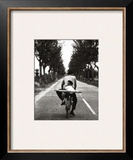 France Poster by Elliott Erwitt