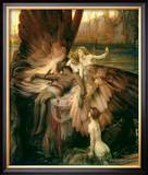 Lament for Icarus Posters by Herbert James Draper