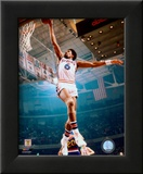 Julius Erving 1974 Action Framed Photographic Print