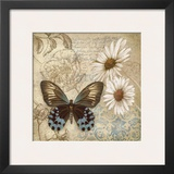 Butterfly Garden I Art by Conrad Knutsen
