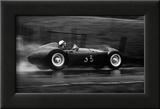 Grand Prix of Belgium 1955 Posters by Jesse Alexander