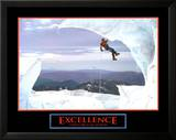 Excellence: Snow Climber Art