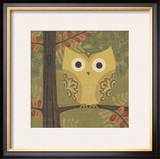 Forest Owl Posters by Sapna Sapna