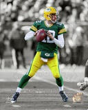 Aaron Rodgers 2012 Spotlight Action Photo