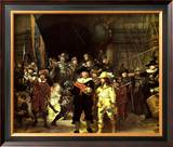 The Night Watch, 1642 Posters by Rembrandt van Rijn