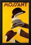 Mossant, c.1935 Prints by Leonetto Cappiello